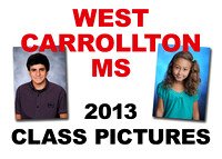 West Carrollton MS 2013 Class Pictures