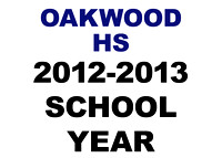 Oakwood 2012-2013 School Year